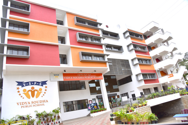 Vidya Soudha Bangalore Campus